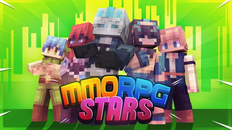 MMORPG Stars on the Minecraft Marketplace by Cypress Games