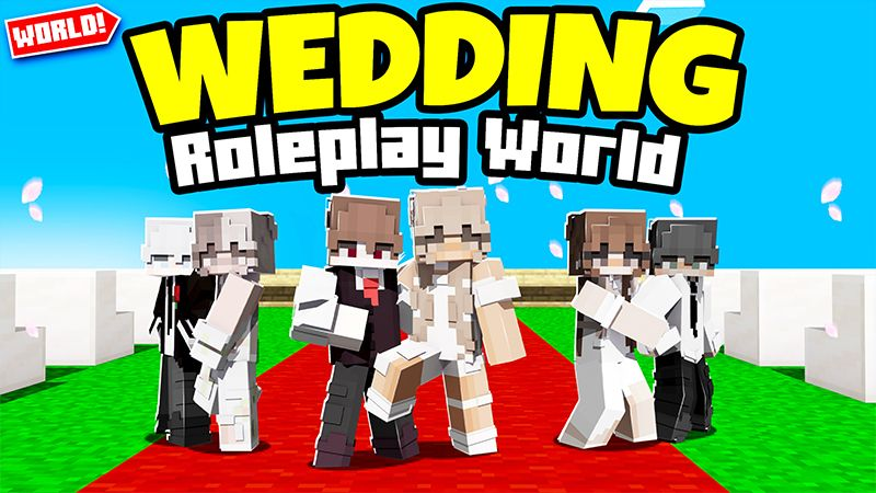 Wedding  Roleplay World on the Minecraft Marketplace by Pickaxe Studios