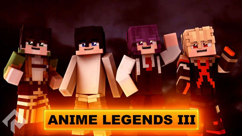 Anime Legends III on the Minecraft Marketplace by RareLoot