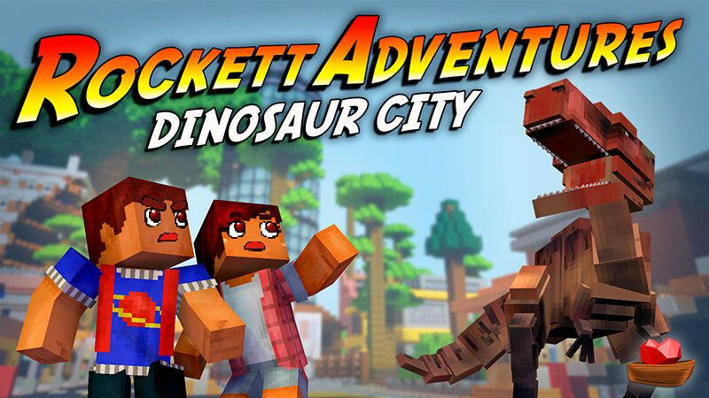 Rockett Adventures 1 on the Minecraft Marketplace by Lifeboat