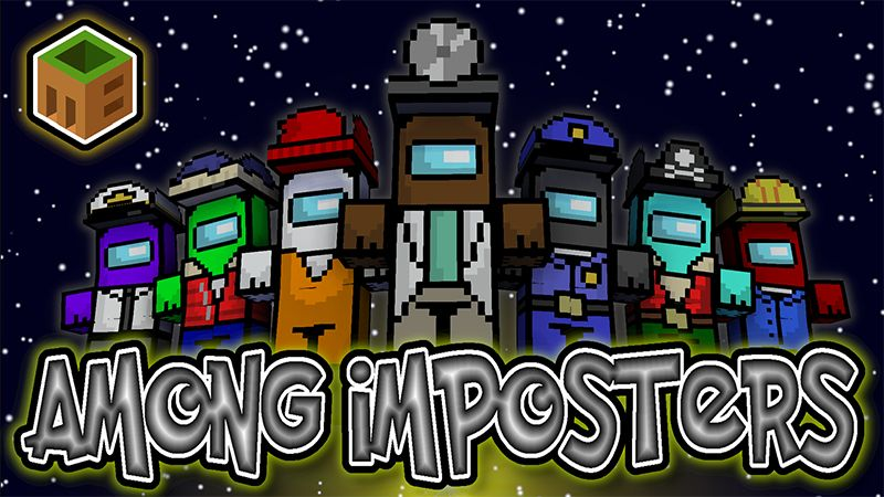 Among Imposters on the Minecraft Marketplace by MobBlocks