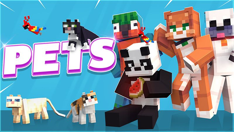 Pets on the Minecraft Marketplace by Mine-North