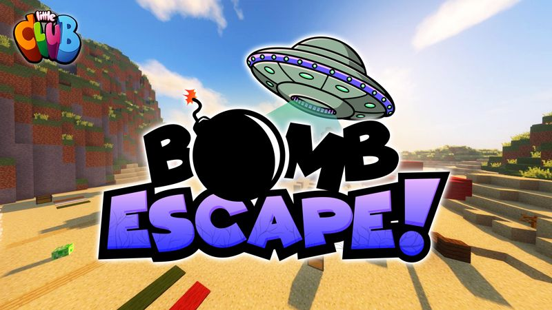 Bomb Escape on the Minecraft Marketplace by Spectral Studios