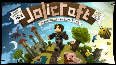 Jolicraft Texture Pack on the Minecraft Marketplace by Jolicraft