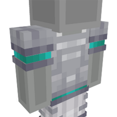 Rgb armor on the Minecraft Marketplace by Block Factory