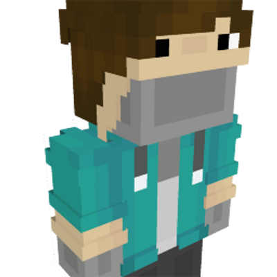 Geekys Hoodie on the Minecraft Marketplace by Geeky Pixels