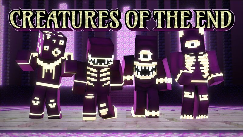 Creatures of The End on the Minecraft Marketplace by CubeCraft Games