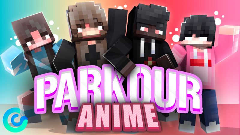 Parkour Anime on the Minecraft Marketplace by Glorious Studios