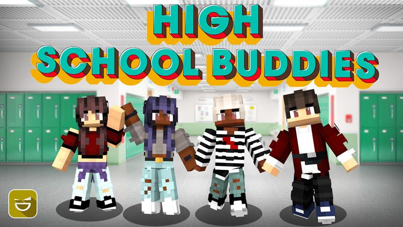 High School Buddies on the Minecraft Marketplace by Giggle Block Studios