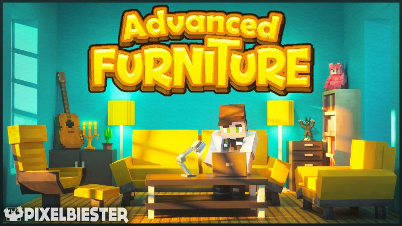 Advanced Furniture on the Minecraft Marketplace by Pixelbiester