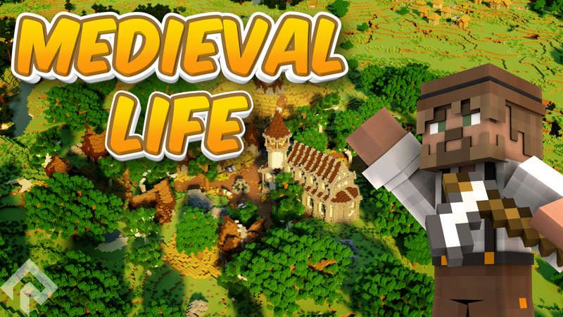 Medieval Life on the Minecraft Marketplace by RareLoot
