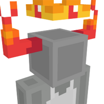 Demon God Crown on the Minecraft Marketplace by Snail Studios