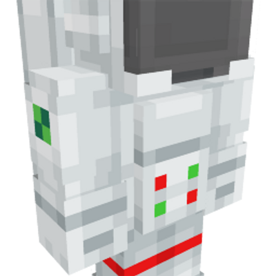 Astronaut on the Minecraft Marketplace by Square Dreams