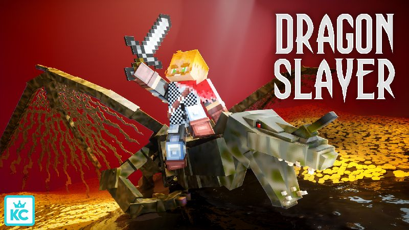 Dragon Slayer HD on the Minecraft Marketplace by King Cube