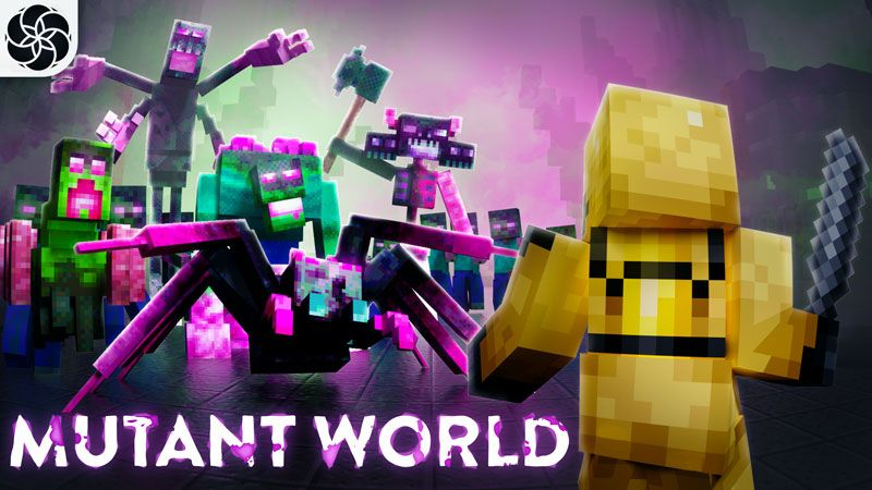 Mutant World on the Minecraft Marketplace by Everbloom Games