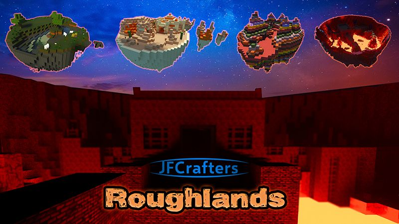 Roughlands on the Minecraft Marketplace by JFCrafters