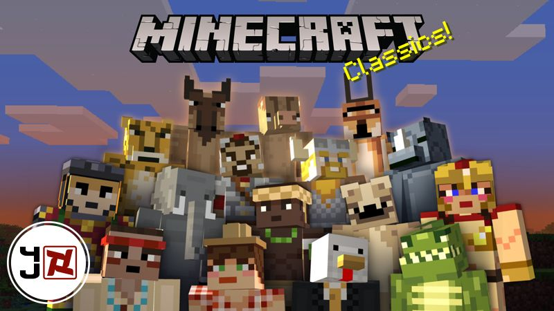 Battle  Beasts Skin Pack on the Minecraft Marketplace by Minecraft