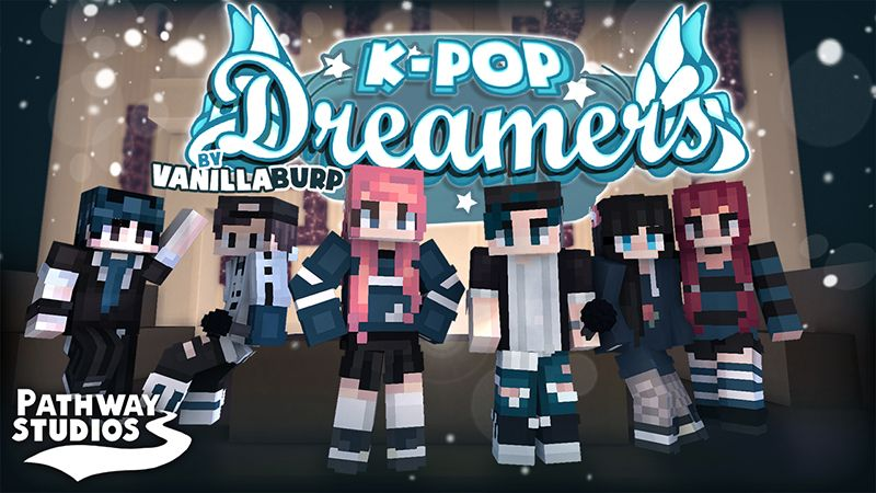 KPop Dreamers on the Minecraft Marketplace by Pathway Studios