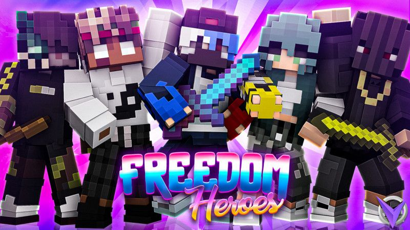 Freedom Heroes on the Minecraft Marketplace by Team Visionary