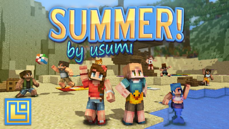 Summer on the Minecraft Marketplace by Pixel Squared
