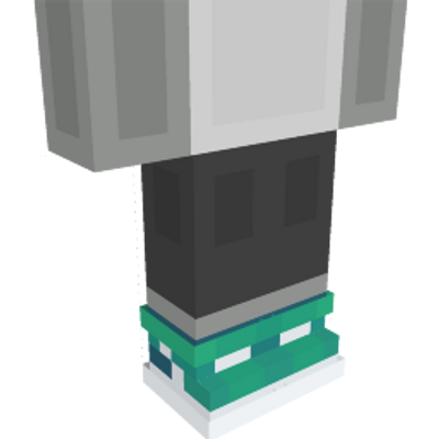 High Top Sneakers on the Minecraft Marketplace by Geeky Pixels