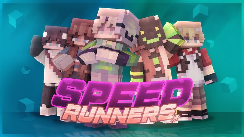 Speedrunners on the Minecraft Marketplace by Cypress Games