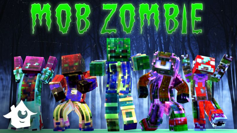 Mob Zombie on the Minecraft Marketplace by House of How