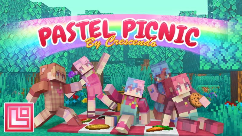 Pastel Picnic on the Minecraft Marketplace by Pixel Squared