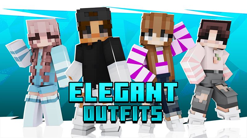 Elegant Outfits on the Minecraft Marketplace by Cypress Games