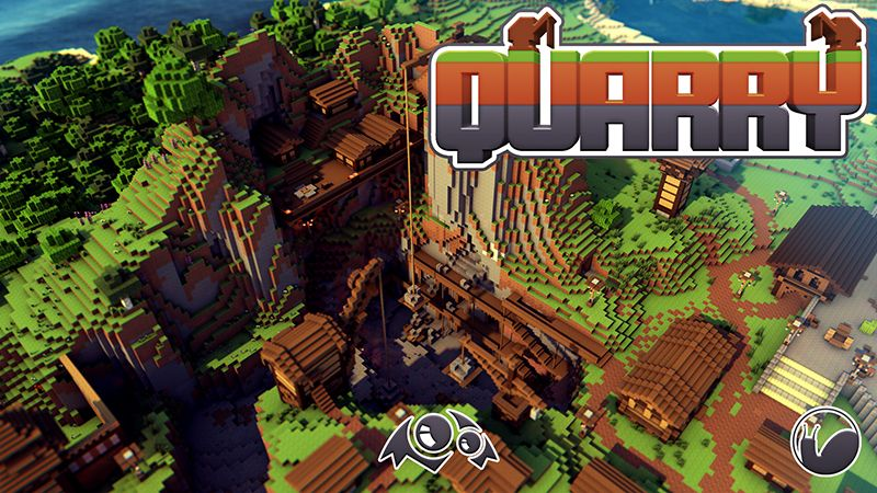 Quarry on the Minecraft Marketplace by Monster Egg Studios