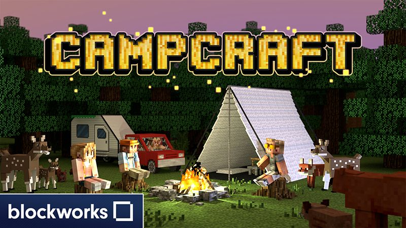 CampCraft on the Minecraft Marketplace by Blockworks