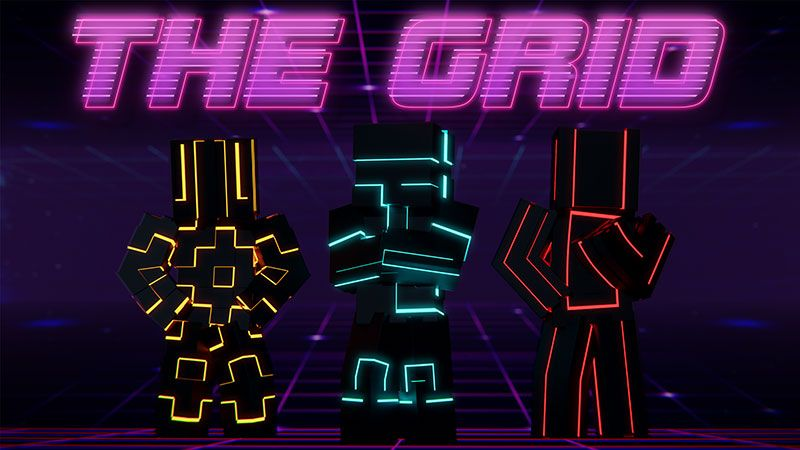 The Grid on the Minecraft Marketplace by Dig Down Studios