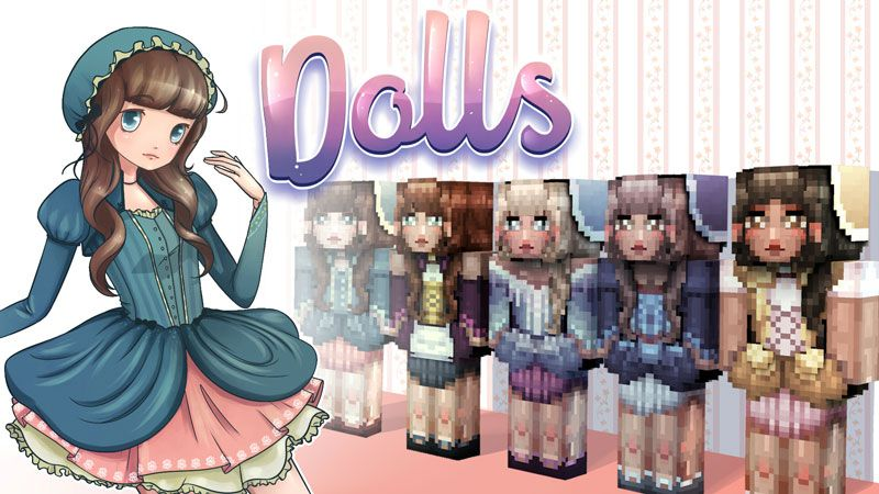 Dolls on the Minecraft Marketplace by Cleverlike
