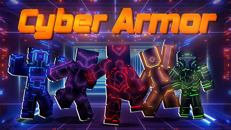 Cyber Armor on the Minecraft Marketplace by Dig Down Studios