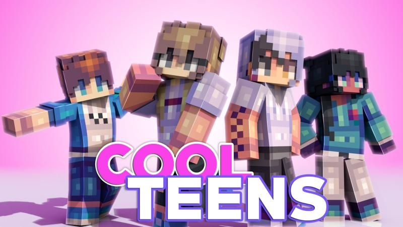 Cool Teens on the Minecraft Marketplace by Podcrash
