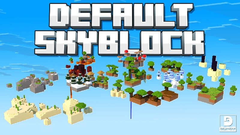 Default Skyblock on the Minecraft Marketplace by Diluvian