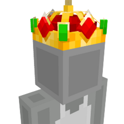 Regal Crown on the Minecraft Marketplace by Cynosia