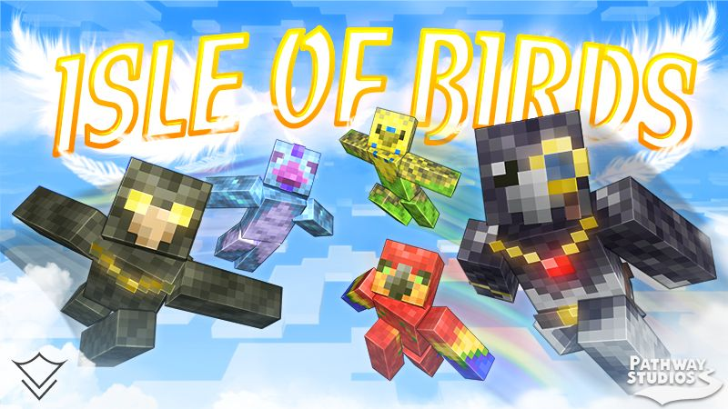 Isle of Birds on the Minecraft Marketplace by Pathway Studios