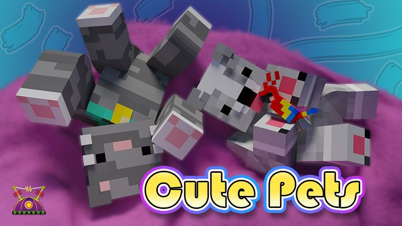 Cute Pets on the Minecraft Marketplace by Cleverlike