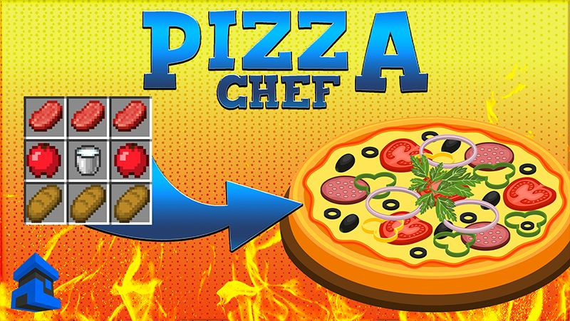 Pizza Chef on the Minecraft Marketplace by Project Moonboot