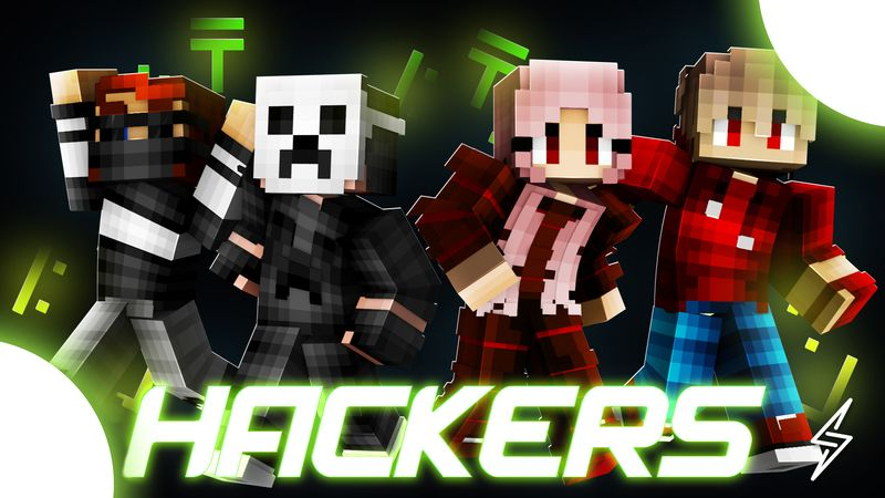 Hackers on the Minecraft Marketplace by Senior Studios