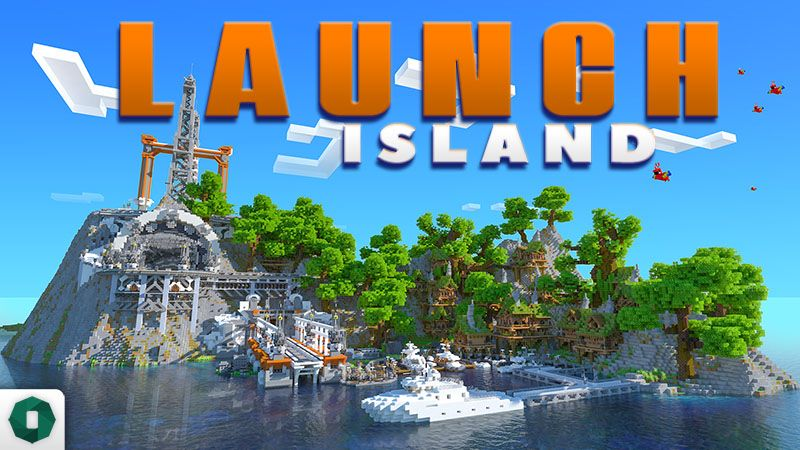 Launch Island on the Minecraft Marketplace by Octovon