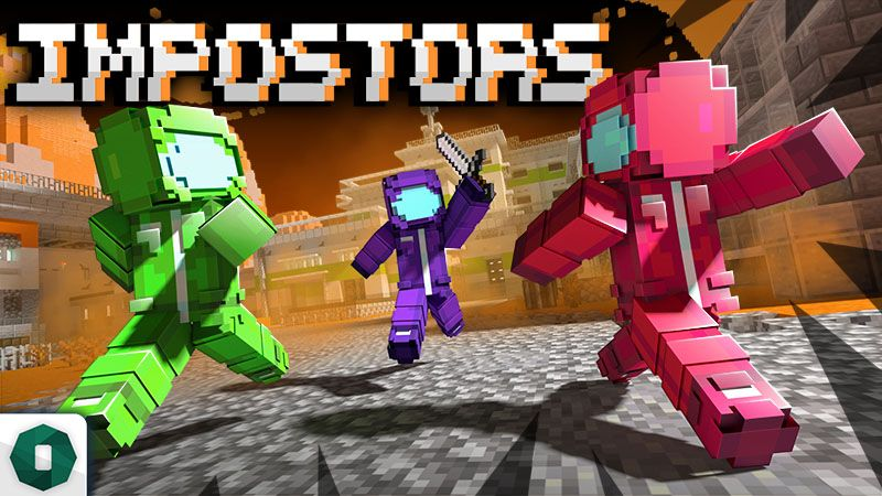 Impostors on the Minecraft Marketplace by Octovon