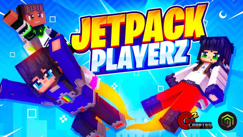 Jetpack Playerz on the Minecraft Marketplace by G2Crafted