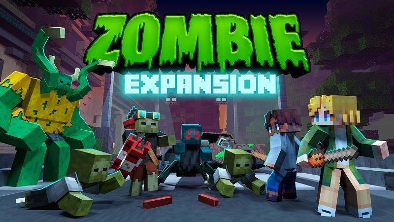 Zombie Expansion on the Minecraft Marketplace by BBB Studios