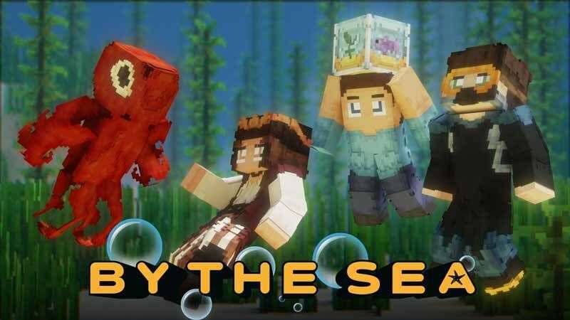 By the Sea on the Minecraft Marketplace by CubeCraft Games