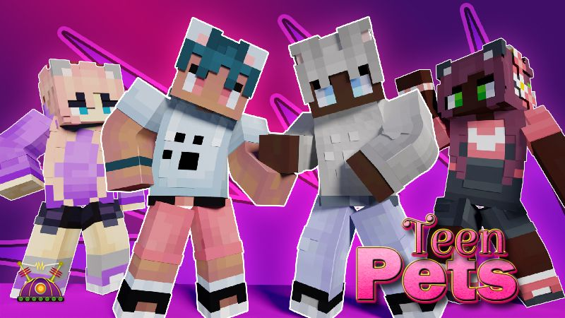 Teen Pets on the Minecraft Marketplace by Cleverlike