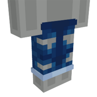 Ripped Blue Jeans on the Minecraft Marketplace by Ninja Squirrel Gaming