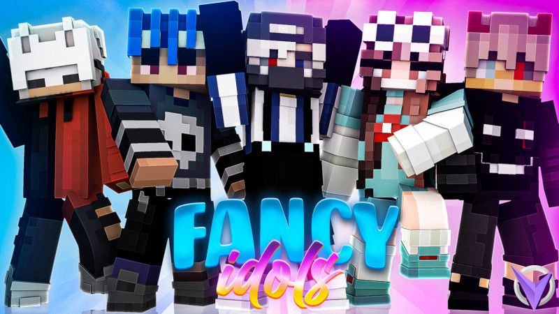Fancy Idols on the Minecraft Marketplace by Team Visionary