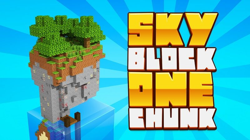 Skyblock One Chunk on the Minecraft Marketplace by Nitric Concepts